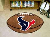 NFL - Houston Texans Football Rug 20.5x32.5