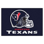 NFL - Houston Texans Starter Rug 19x30