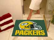 NFL - Green Bay Packers All-Star Mat 33.75x42.5