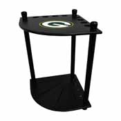 Green Bay Packers Corner Cue Rack
