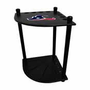 Houston Texans Corner Cue Rack