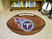 NFL - Tennessee Titans Football Rug 20.5x32.5