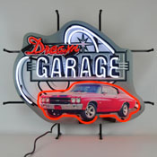 Dream Garage Chevy Chevelle Ss Neon Sign