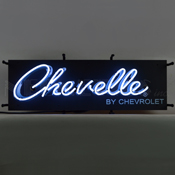Chevelle Junior Neon Sign 29