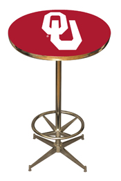 University of Oklahoma Pub Table