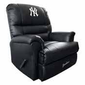 New York Yankees Import Sports Recliner