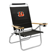 Cincinnati Bengals Beach Chair