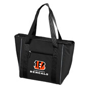 Cincinnati Bengals 30 Can Cooler Tote
