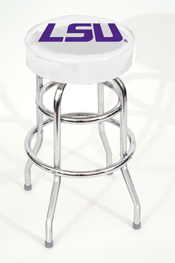 Louisiana State University Bar Stool