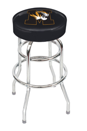 University of Missouri Bar Stool