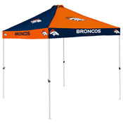 Denver Broncos Checkerboard Tent