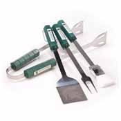 Michigan State Spartans 4 Pc Bbq Set