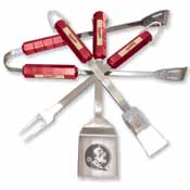 Florida State Seminoles 4 Pc Bbq Set