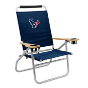 Houston Texans Beach Chair