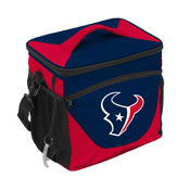 Houston Texans 24 Can Cooler