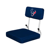 Houston Texans Hardback Seat