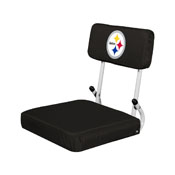 Pittsburgh Steelers Hardback Seat
