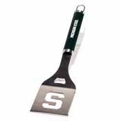 Michigan State Spartans Die-Cut S/S Spatula w/ Color handle