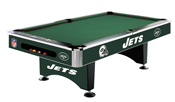 New York Jets 8' Pool Table