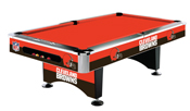 Cleveland Browns 8' Pool Table