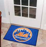 MLB - New York Mets Starter Rug 19x30