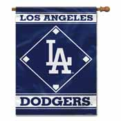 Los Angeles Dodgers House Banner 28