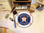 MLB - Houston Astros Baseball Mat 27 diameter