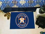 MLB - Houston Astros Starter Rug 19x30