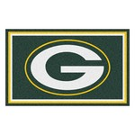 NFL - Green Bay Packers Rug 4'x6'