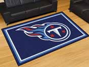 NFL - Tennessee Titans 5'x8' Rug
