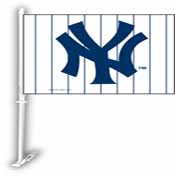 New York Yankees Car Flag