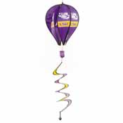 LSU Tigers Hot Air Balloon Spinner
