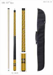 Missouri University Cue and Case Set