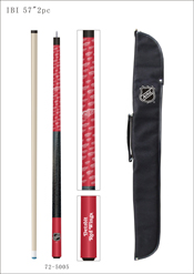 Detroit Redwings Cue and Case Combo Set