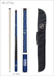 Vancouver Canucks Cue and Case Combo Set