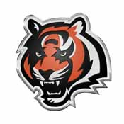 Cincinnati Bengals Color Team Emblem
