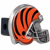 Cincinnati Bengals Helmet Trailer Hitch Cover