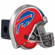 Buffalo Bills Helmet Trailer Hitch Cover