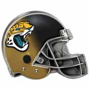 Jacksonville Jaguars Helmet Trailer Hitch Cover