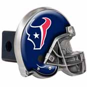 Houston Texans Helmet Trailer Hitch Cover