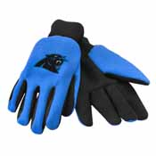 Carolina Panthers Work / Utility Gloves