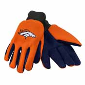 Denver Broncos Work / Utility Gloves
