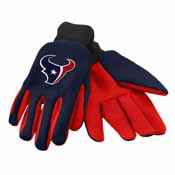 Houston Texans Work / Utility Gloves