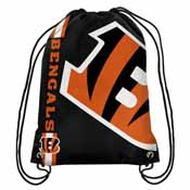 Cincinnati Bengals Drawstring Backpack
