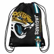 Jacksonville Jaguars Drawstring Backpack