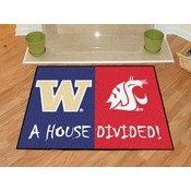 Washington - Washington State House Divided Rugs 33.75x42.5