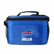 Buffalo Bills 6-Pack Cooler/Lunch Box