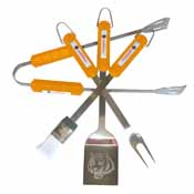 Cincinnati Bengals 4 Piece Bbq Set
