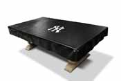 New York Yankees 8' Deluxe Pool Table Cover