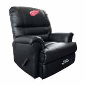 Detroit Redwings Import Sports Recliner